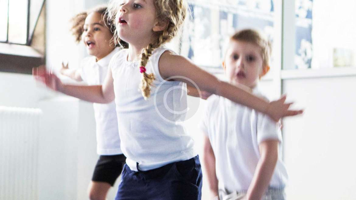 Physical Activity for Toddlers